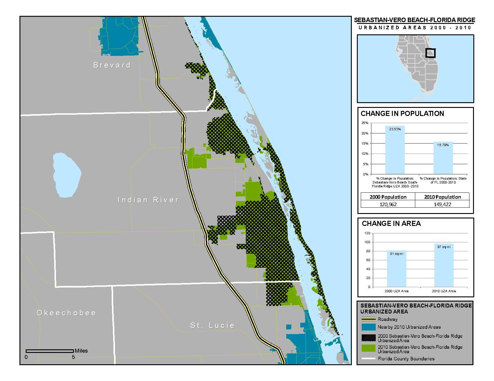 File:sebastian - Vero Beach - Florida Ridge Urbanized Area Map.pdf - Map Of Vero Beach Florida Area