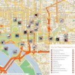 File:washington Dc Printable Tourist Attractions Map   Wikimedia   Printable Map Of Washington Dc Attractions