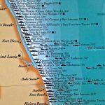 "Finally Embracing Being Florida's ""Treasure Coast!"" Slr/irl   Map Of Florida Showing Hobe Sound"