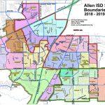 Find A School / Boundary Map   Texas School District Map By Region