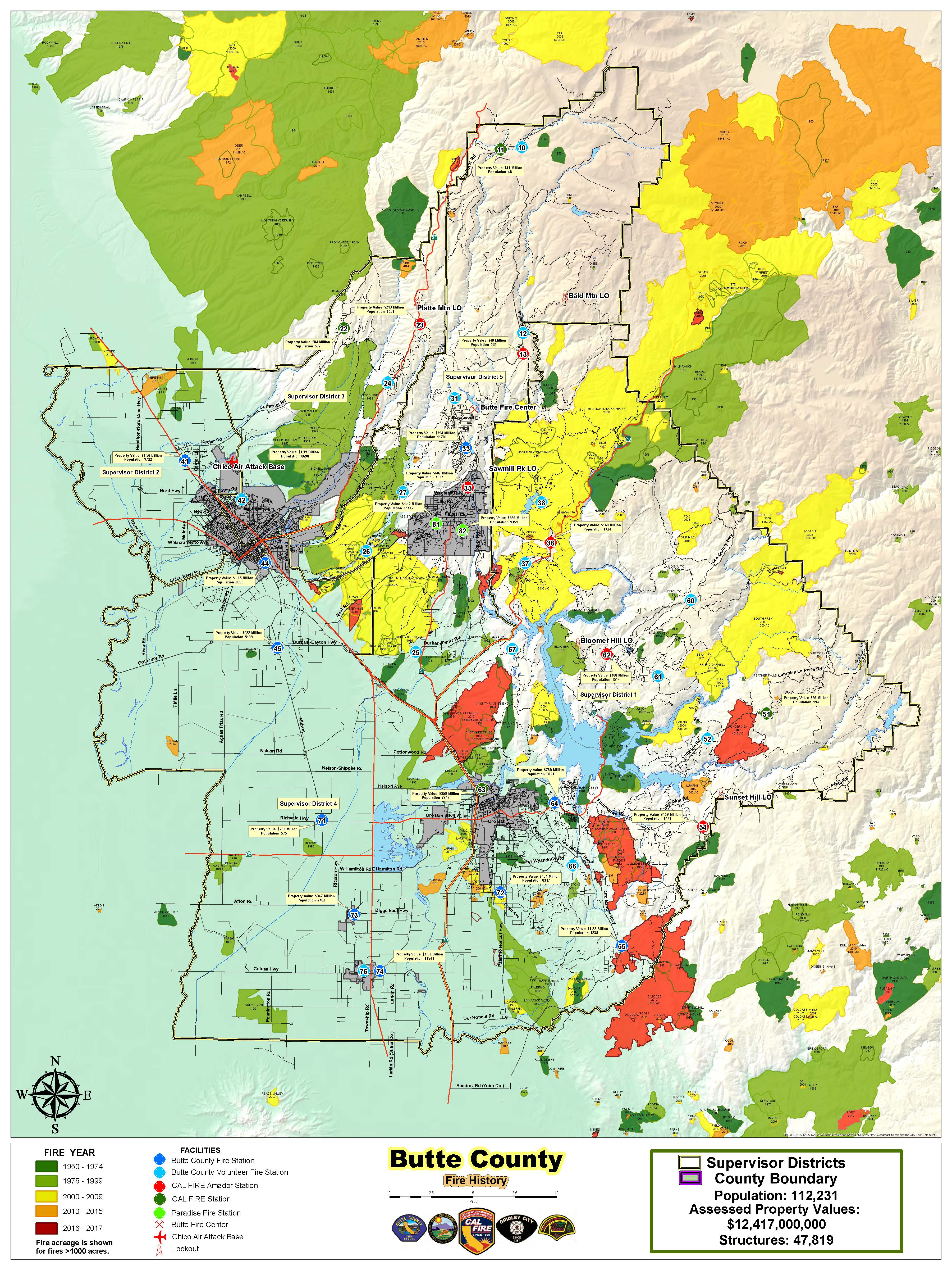Fire > Home - California Department Of Forestry And Fire Protection Map