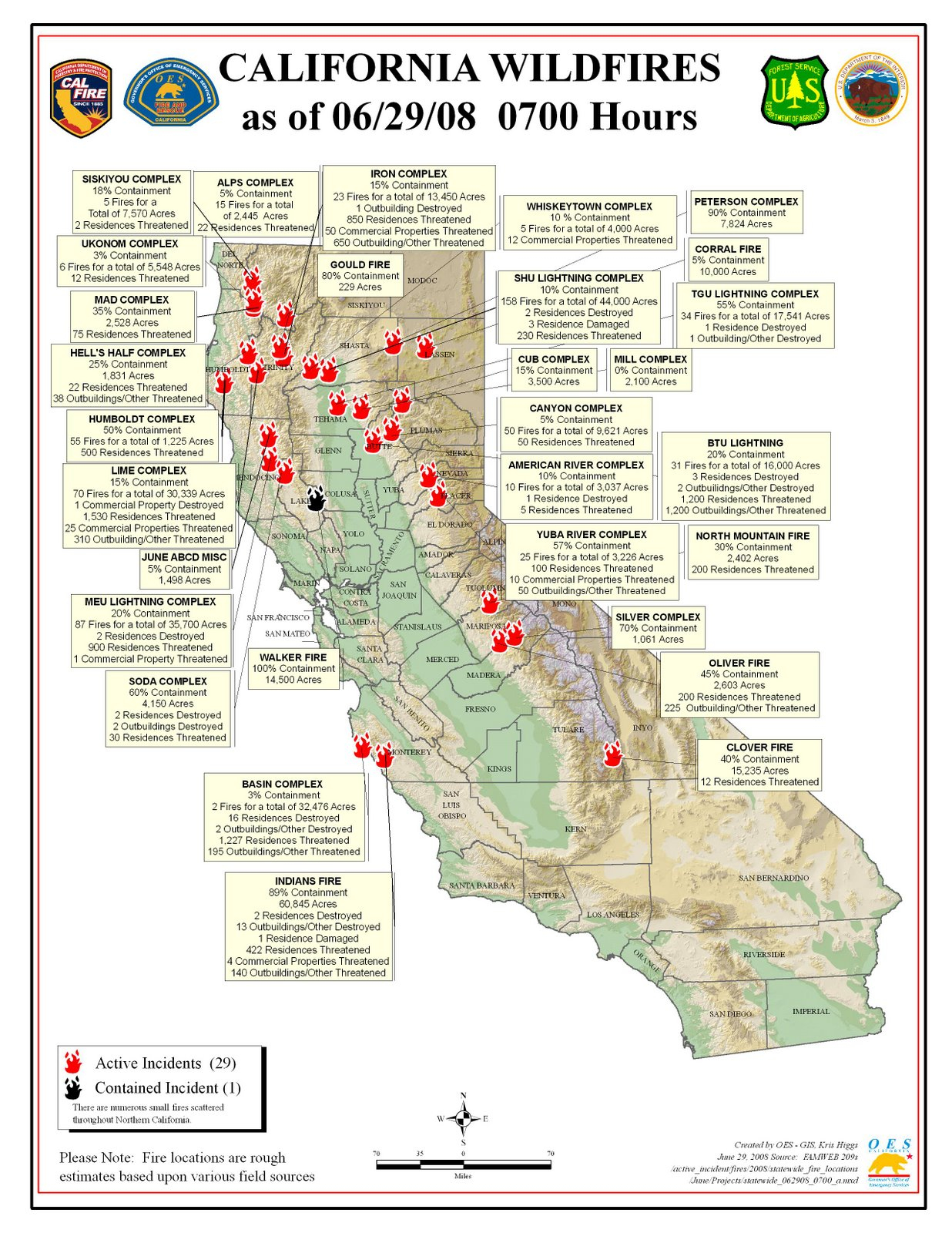Fires In California Right Now Map - Klipy - California Fire Map Right Now