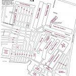 First Monday Trade Days   Maplets   Canton Texas Flea Market Map