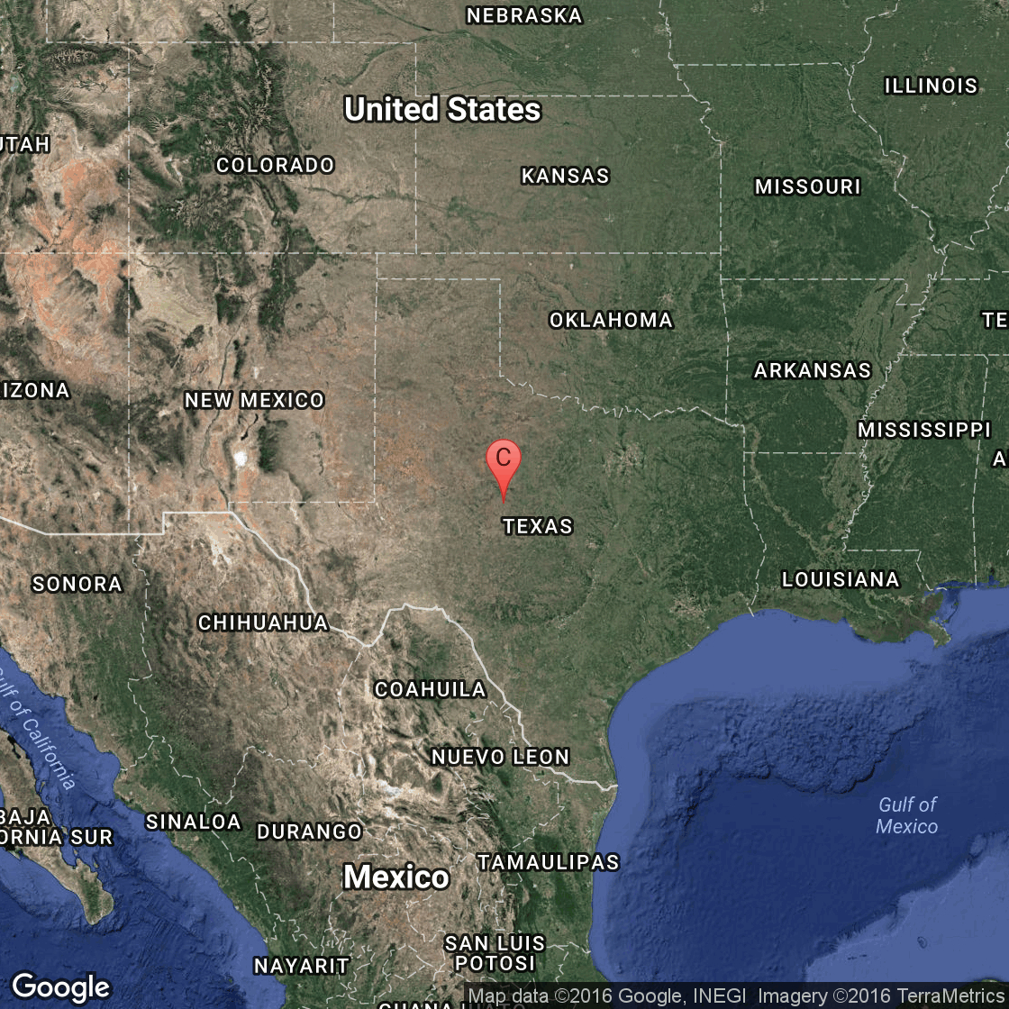 Fishing Lakes Near Stephenville, Texas | Usa Today - Texas Fishing Hot Spots Maps