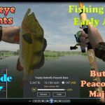Fishing Planet – Episode #27: Butterfly Peacock Bass – Major Xp – Peacock Bass Florida Map
