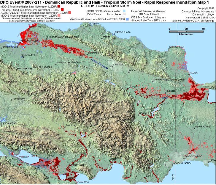 Venice Florida Flood Map
