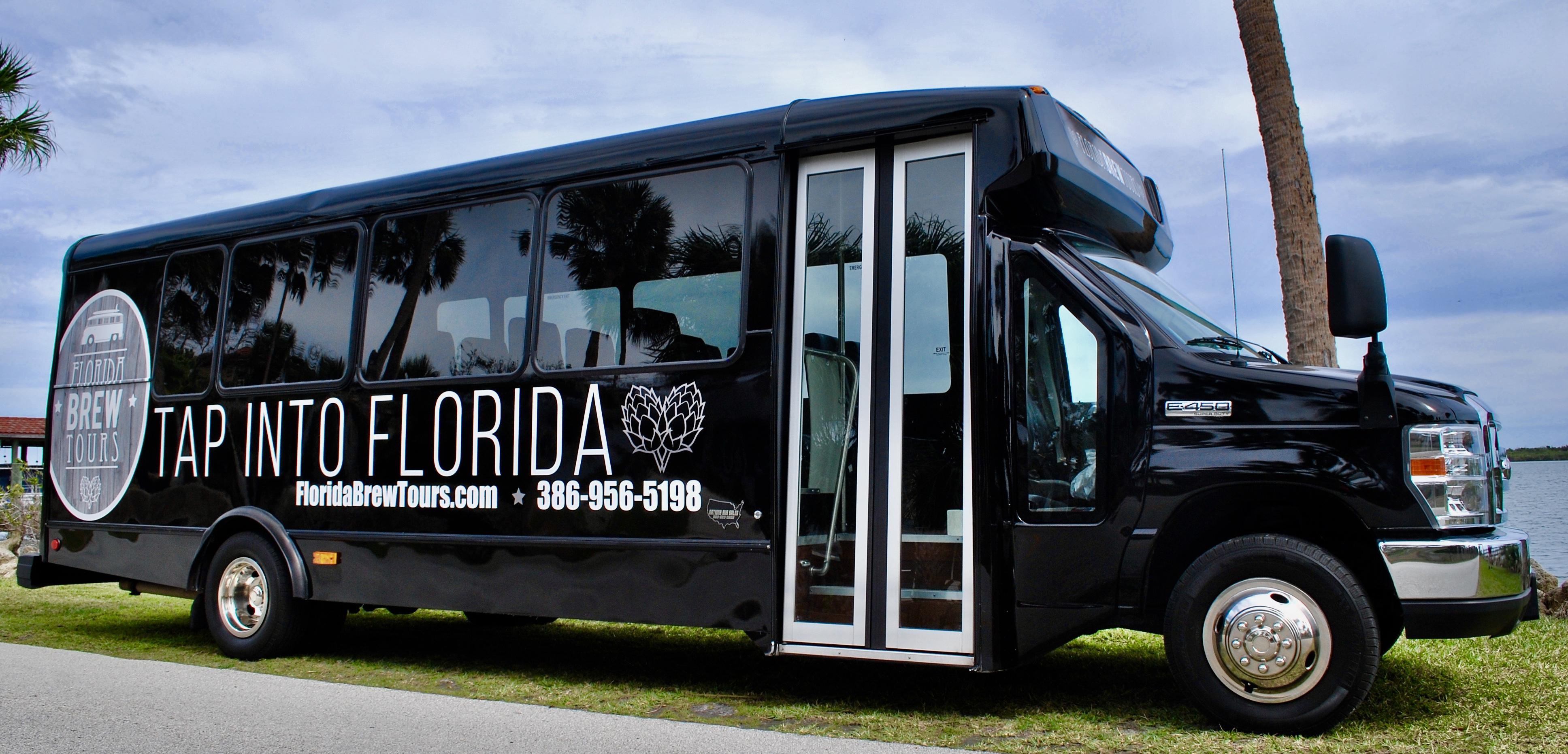 Florida Brew Tours | N/a, Fl 00000 - Florida Brewery Map