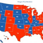 Florida Concealed Carry Reciprocity Map | Printable Maps   Florida Ccw Reciprocity Map