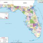 Florida County Map, Florida Counties, Counties In Florida   Google Maps Weston Florida