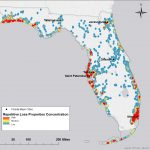 Florida Flood Risk Study Identifies Priorities For Property Buyouts   100 Year Flood Map Florida