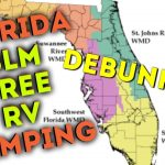 Florida Free Rv Blm Camping Debunked !   Youtube   Blm Land Florida Map