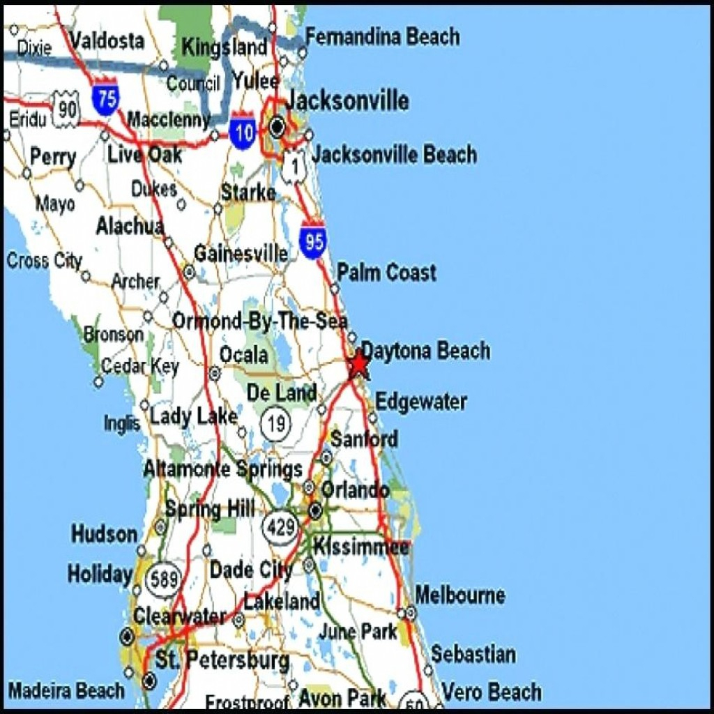 Florida Gulf Coast Beaches Map Map Of Florida West Coast Cities Map - Map Of Florida Gulf Side
