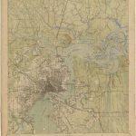 Florida Historical Topographic Maps   Perry Castañeda Map Collection   Old Maps Of Jacksonville Florida