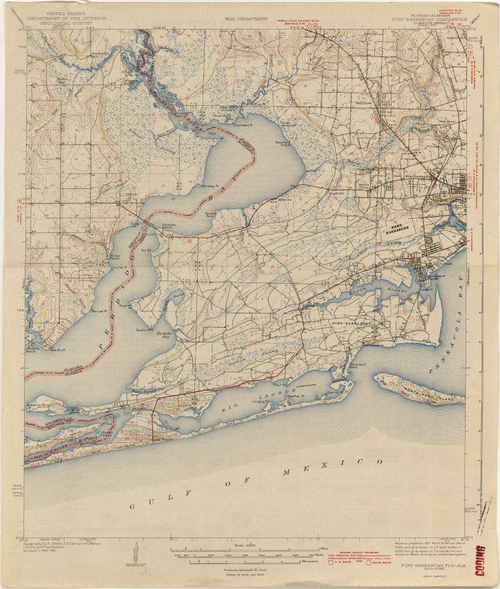 Usgs Topographic Maps Florida
