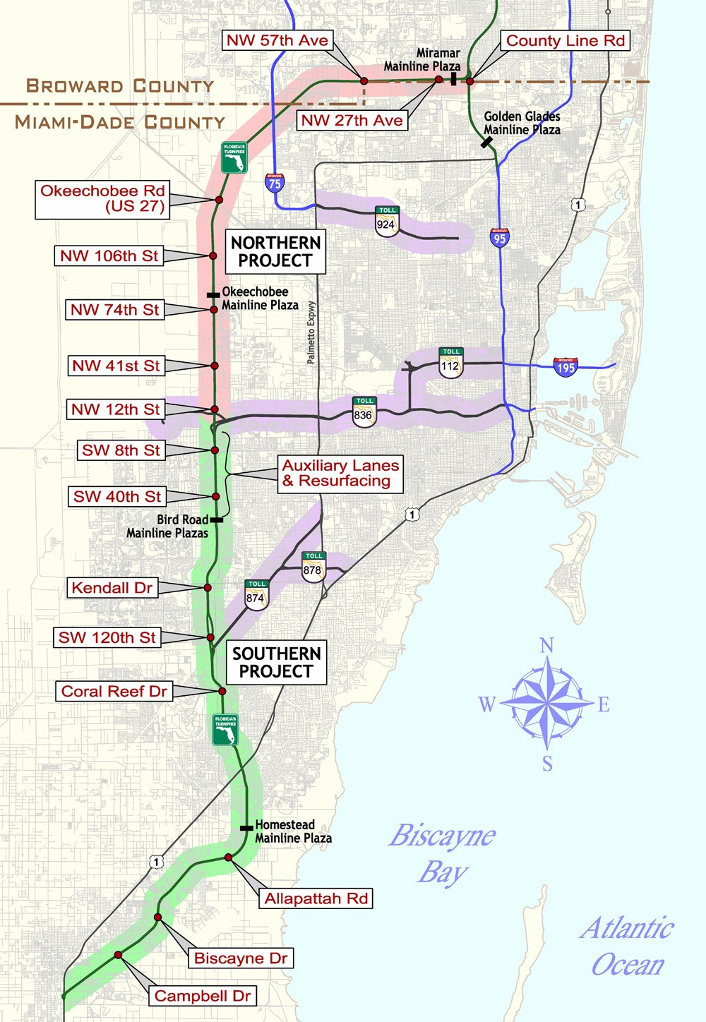 Florida Keys & Key West Travel Information - Detailed Map Of Florida Keys