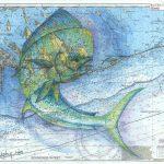 Florida Keys Mahi   Florida Keys Nautical Map
