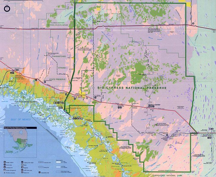 Cypress Key Florida Map
