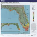 Florida Maps   Perry Castañeda Map Collection   Ut Library Online   Florida Topographic Map Free