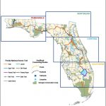 Florida National Scenic Trail   About The Trail   Thousand Trails Florida Map
