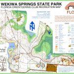Florida Orienteering Maps   Central Florida Springs Map