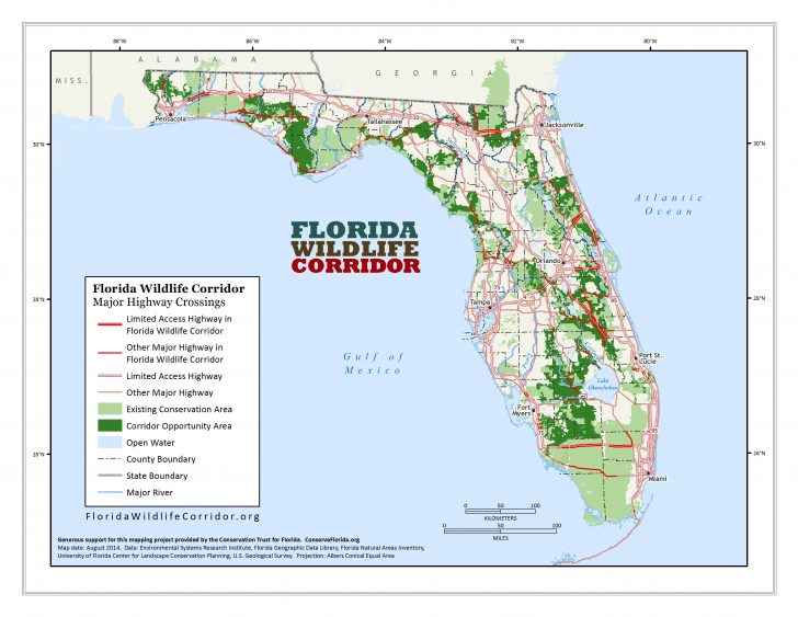 Florida Public Hunting Map