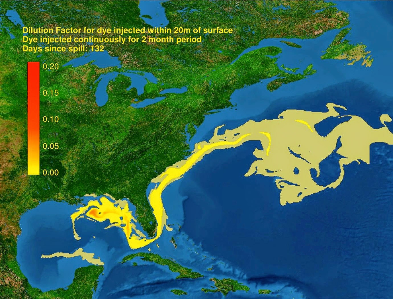 Florida Reef: The Great Florida Reef - Coral Reefs In Florida Map
