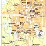 Florida Road Map With Cities And Towns In Of Fancy Orlando Within   Road Map To Orlando Florida