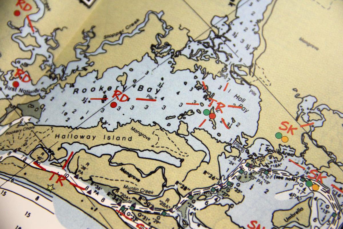 Florida Sportsman Fishing Charts - Florida Sportsman - Florida Sportsman Fishing Maps