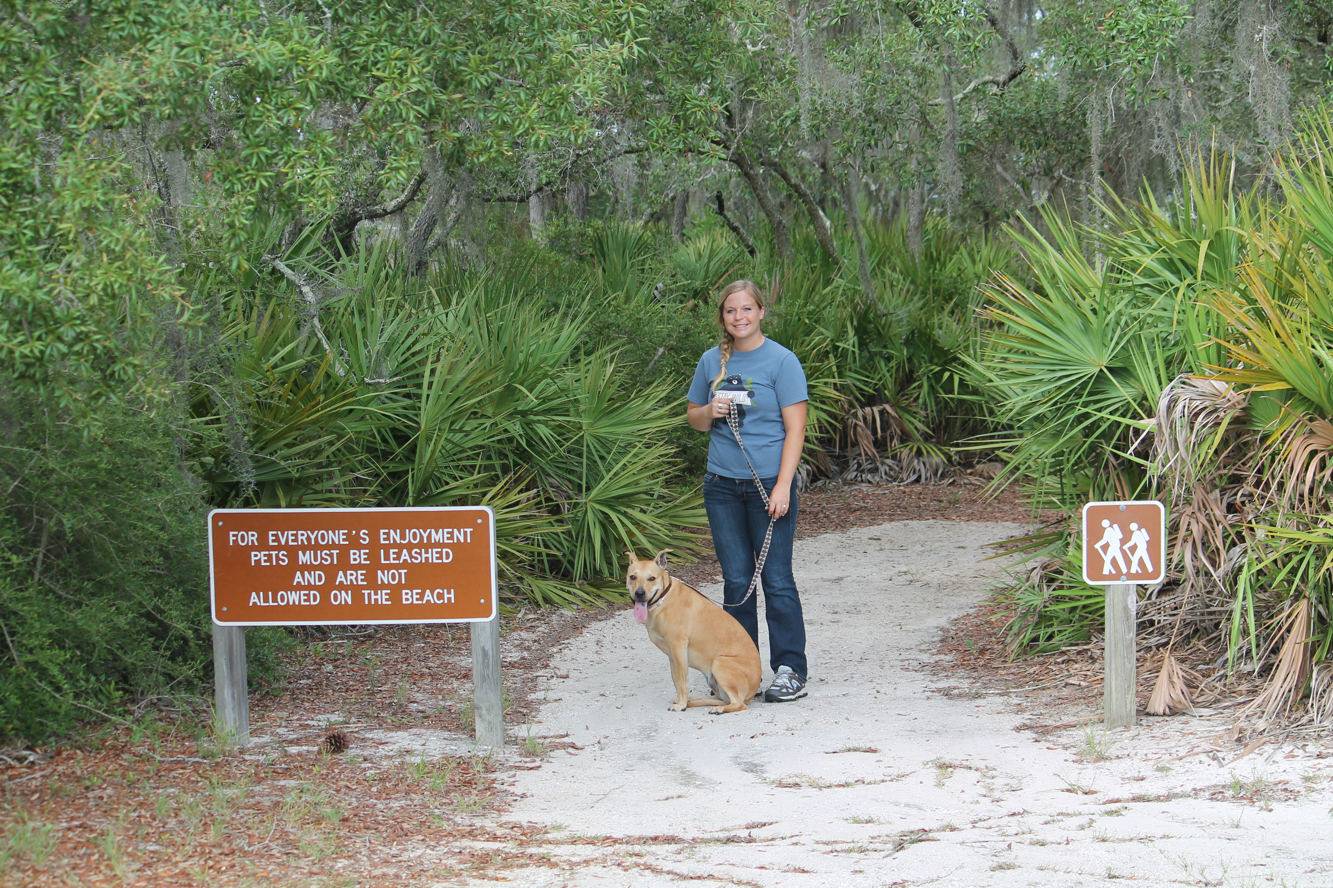 Florida State Parks Pet Policy | Florida State Parks - Florida State Parks Rv Camping Map