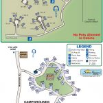 Florida State Parks Rv Camping   Know Your Campground   Florida State Rv Parks Map