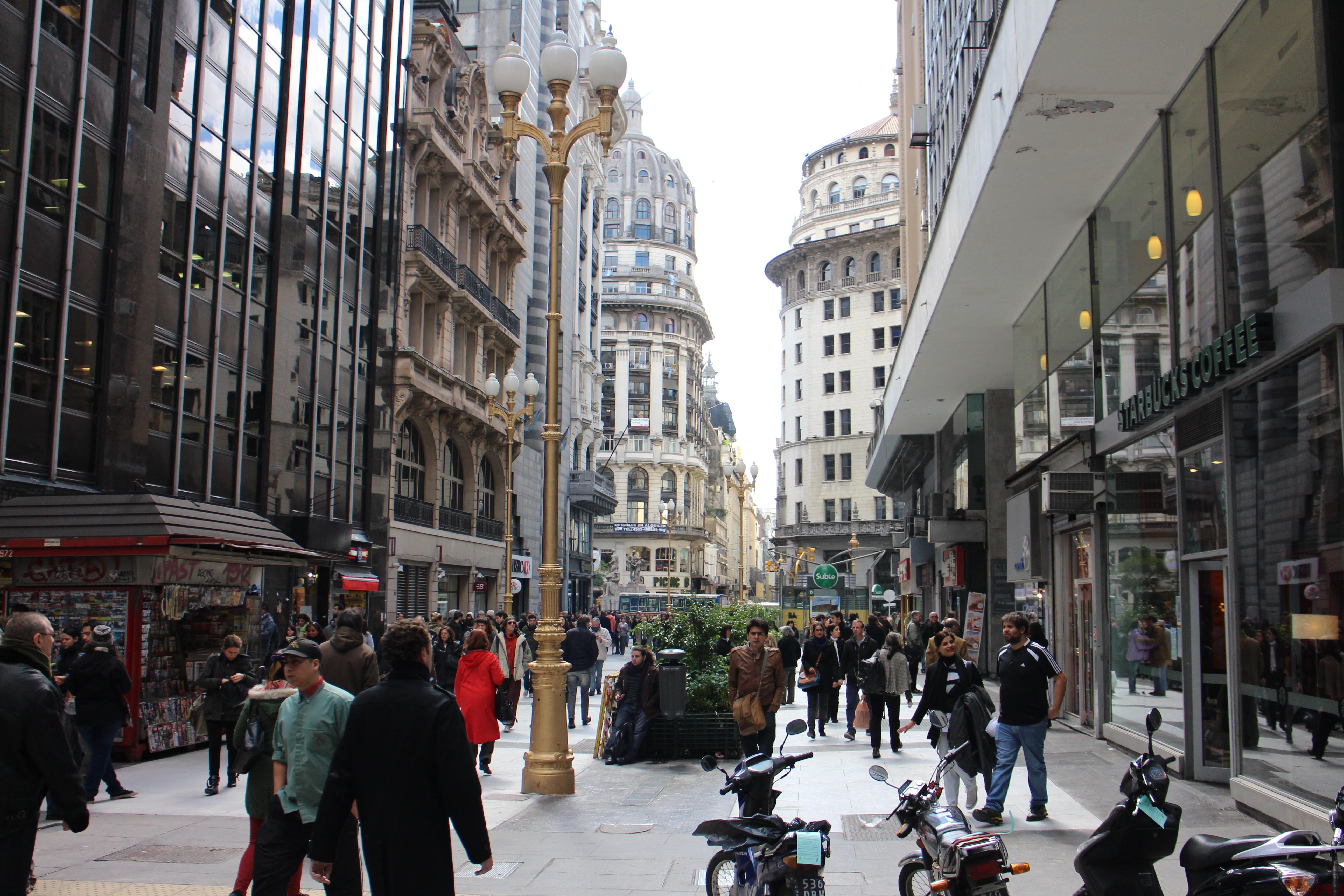 Florida Street - Wikipedia - Florida Street Buenos Aires Map