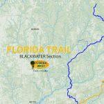 Florida Trail, Blackwater | Florida Hikes!   Florida Scenic Trail Interactive Map