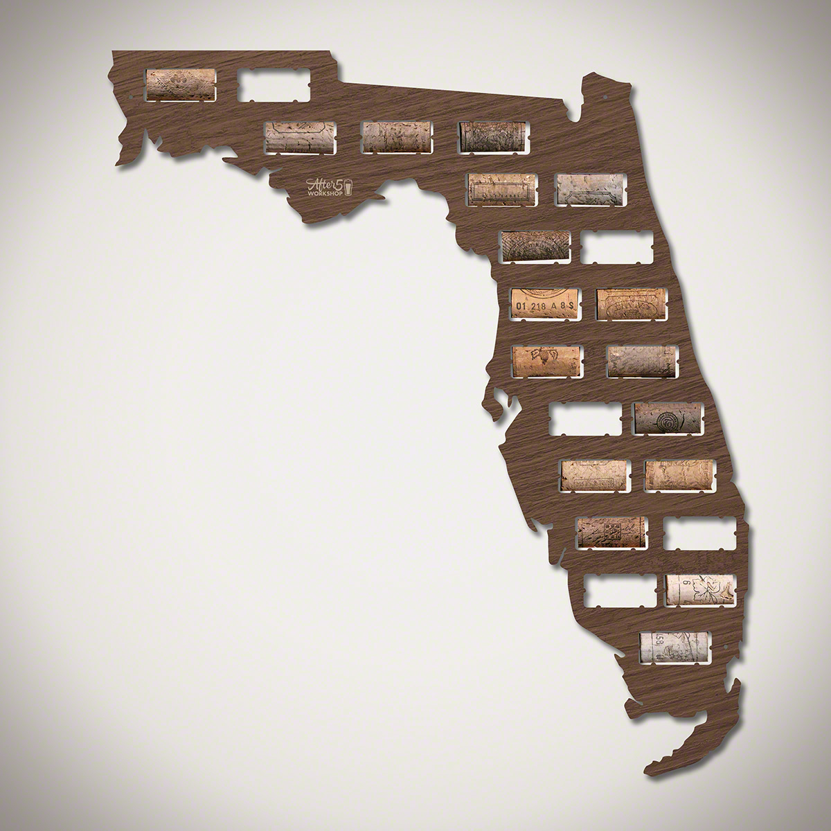 Florida Wineries Map | Www.topsimages - Florida Winery Map