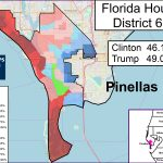 Florida's 2018 State House Ratings – Mci Maps   Florida House District 64 Map