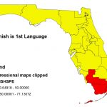 Florida's New Congressional Map « Mattsmaps   Florida Snake Problem Map