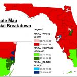 Florida's New (Final) State Senate Map « Mattsmaps   Florida Snake Problem Map