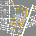 Football Parking 2018 | Parking & Transportation | The University Of   University Of Texas Football Stadium Map