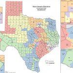 Fort Worth Legislators React To Redistricting | Kut   Texas State Senate Map