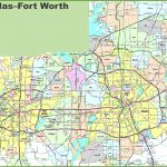 Fort Worth Maps | Texas, U.s. | Maps Of Fort Worth   Map Of Fort Worth Texas Area