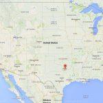 France/monde | Des Tornades Au Texas Font Au Moins Onze Morts   Google Maps Dallas Texas Usa
