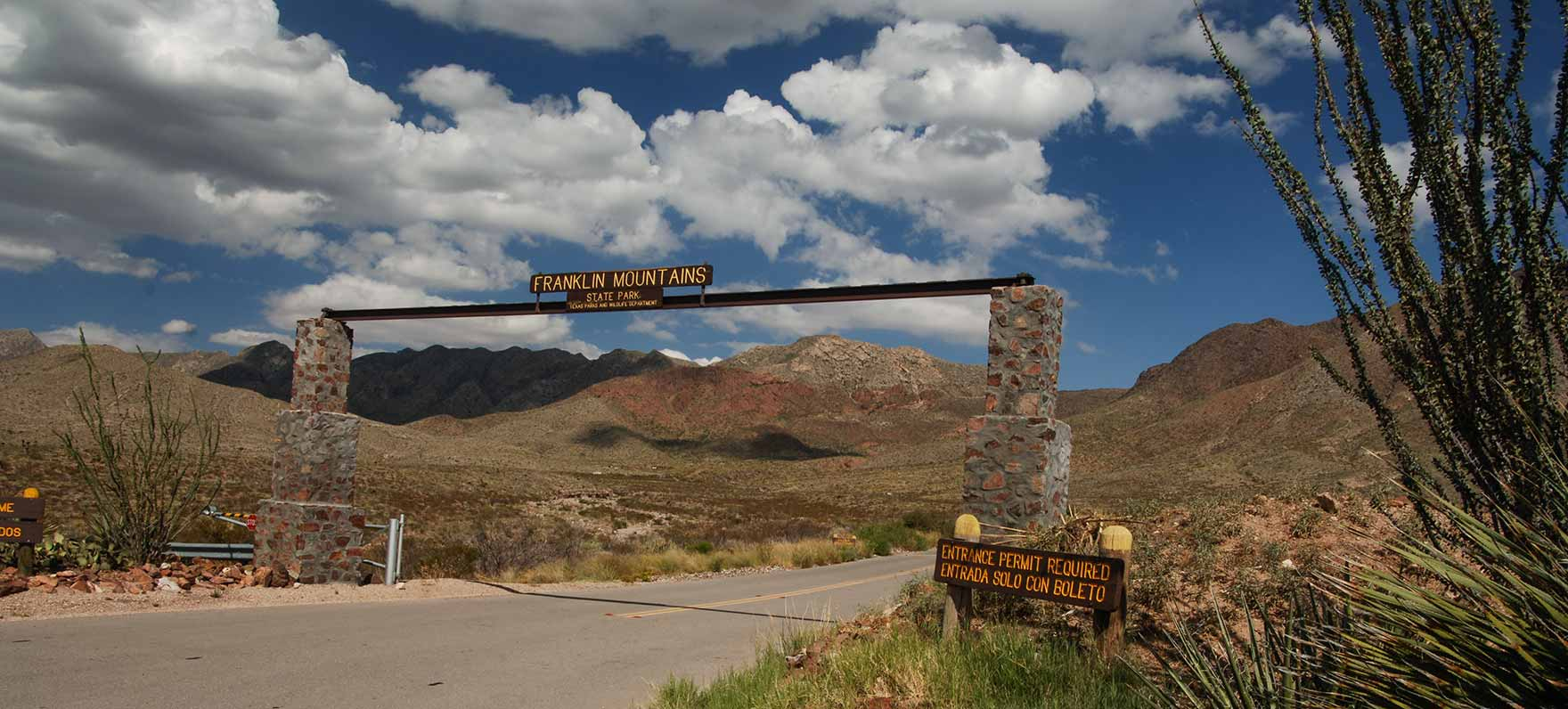 Franklin Mountains State Park — Texas Parks & Wildlife Department - Texas Parks And Wildlife Public Hunting Lands Map Booklet