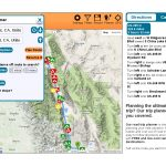 Free Camping Near You | Go Camping For Free!   California Tent Camping Map