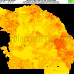 Free Citrus County, Florida Topo Maps & Elevations   Florida Elevation Map