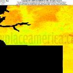 Free Manatee County, Florida Topo Maps & Elevations   Florida Elevation Map