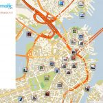Free Printable Map Of Boston, Ma Attractions. | Free Tourist Maps   Printable Map Of Boston