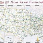 Free Printable Us Highway Map Usa Road Map Best Of Usa Map   Free Printable Road Maps
