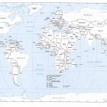 Free Printable World Map With Countries Labeled #616147   Printable World Map With Countries Labeled