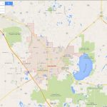 Gainesville, Florida Map   Map Of Gainesville Florida Area