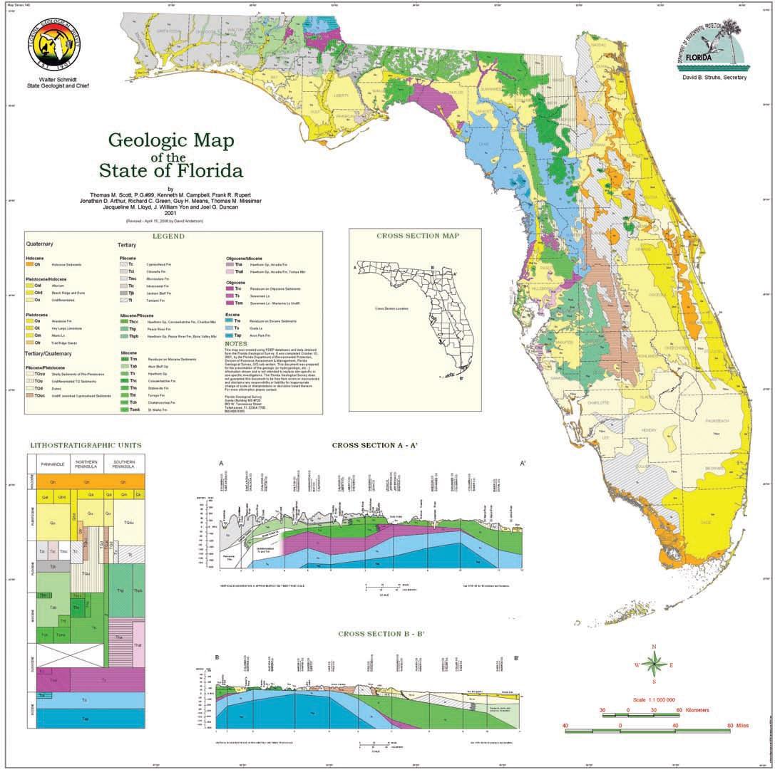 Gc6Dyv0 Sgtmajh Intercoastal #1 Earthcache (Earthcache) In Florida - Florida Section Map