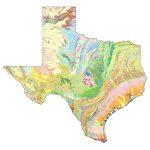 Geologic Database Of Texas | Tnris   Texas Natural Resources   Texas Geological Survey Maps